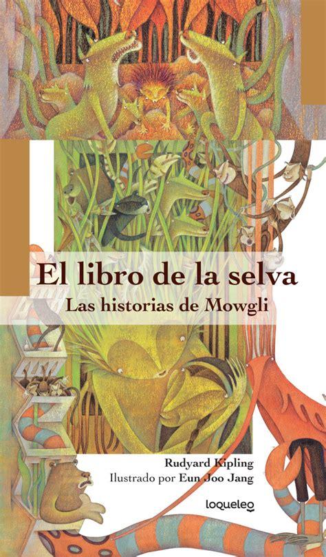 libro la montaa de libros el libro de la selva