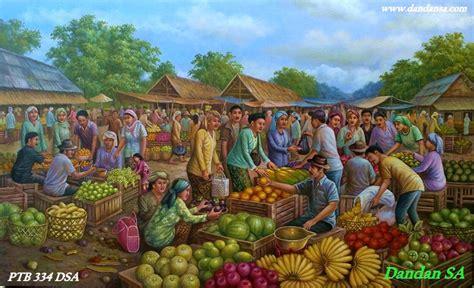 paintings by dandan sa lukisan bagus indah mempesona