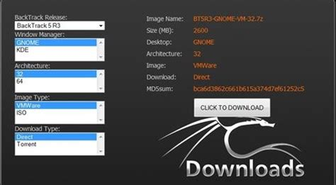 backtrack  downloads wirelesshack
