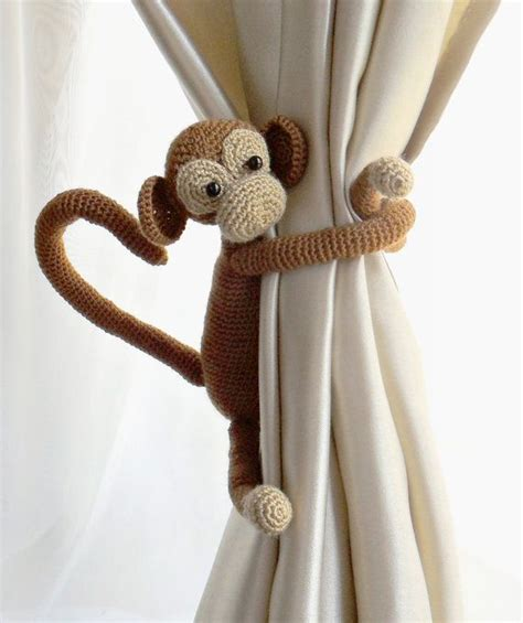 crochet curtain tie backs best 25 curtain ties ideas on pinterest curtain