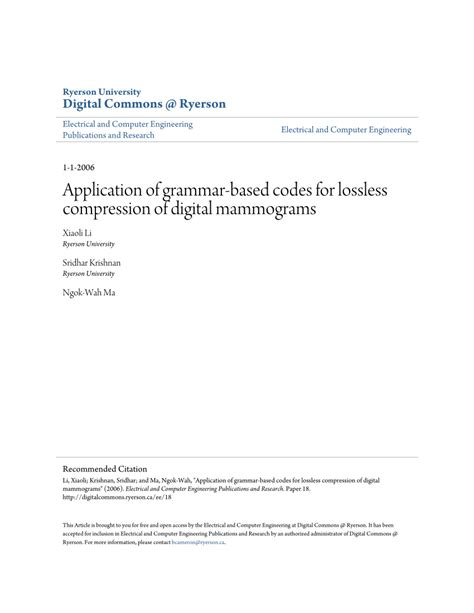 compress pdf code application of grammar based codes for lossless
