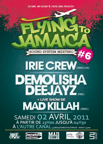 flyer design jamaica crazy youths design flyer flying to jamaica 6