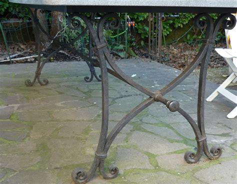 tavolo in ferro da esterno tavolo esterno ferro d arte