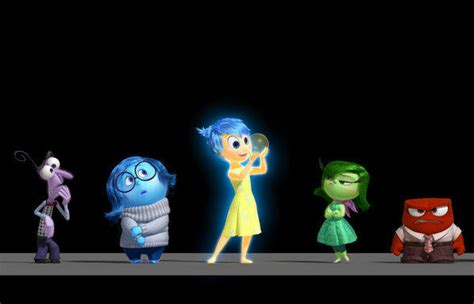cartoon film about emotions pixar comes of age with the emotional inside out the