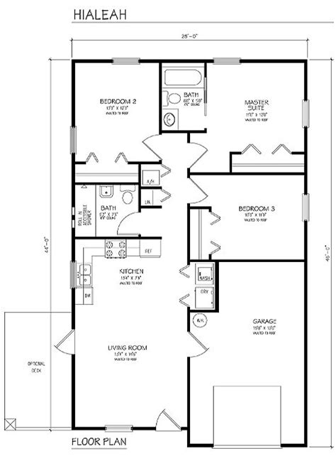 Building Plans For Homes | building plans single family hialeah