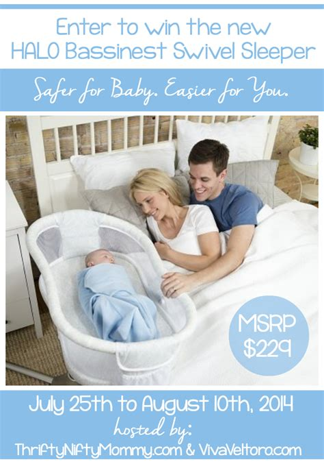 Halo Giveaway - halo bassinest swivel sleeper giveaway blogging mamas