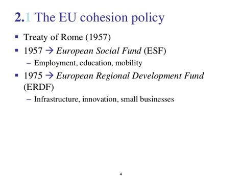 erdf si鑒e social eu cohesion policy funding in estonia background trends