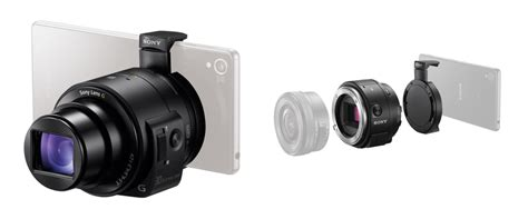 Kamera Sony Qx30 sony qx30 lens cihan