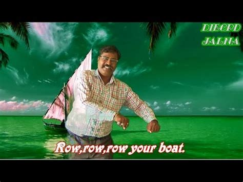 row your boat actions row row row your boat rhyme with best actions for kids