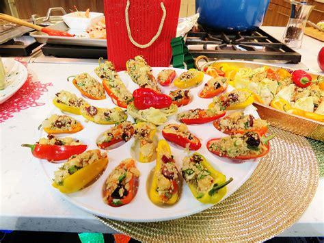 appetizers healthy healthy appetizers and food styling tips with nancy