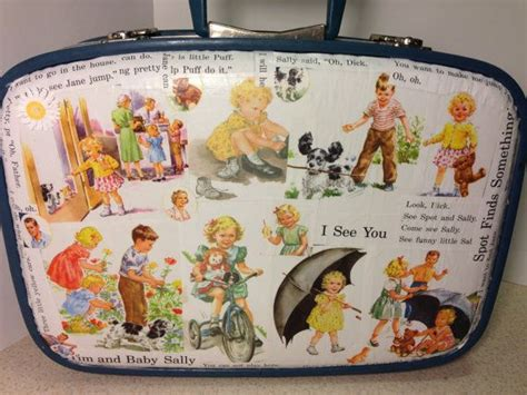 Decoupage Vintage Suitcase - 201 best images about koffer on vintage