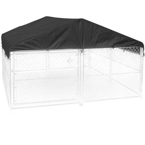 kennel cover weatherguard kennel frame cover set for 28mm kennel 8 w x 6 5 l entirelypets