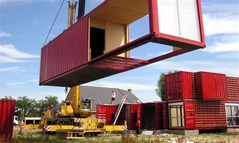 Construction Maison Conteneur by Construisez Vous M 234 Me Votre Maison En Containers