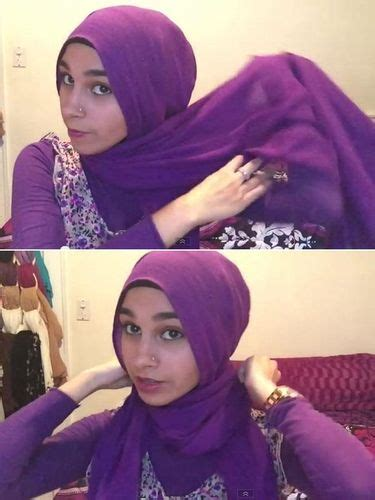 tutorial hijab buat orang berkacamata tutorial hijab buat kamu si wajah bulat dan berkacamata