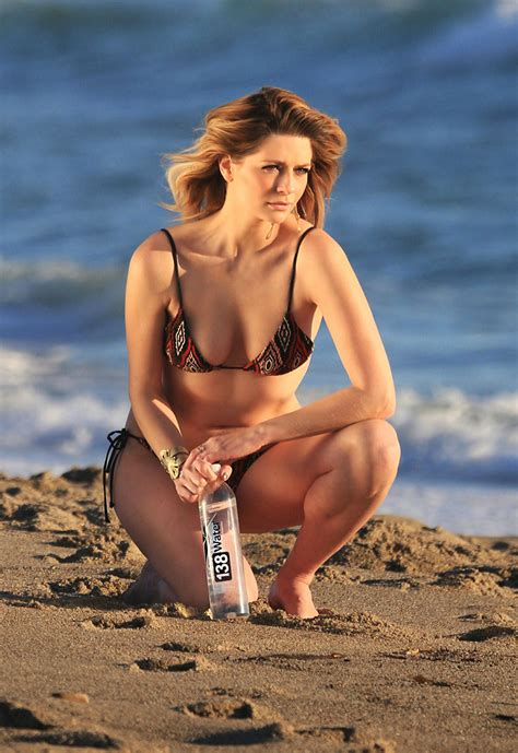 Mischa Barton Models For Iceberg by Mischa Barton Troubled Becomes Model