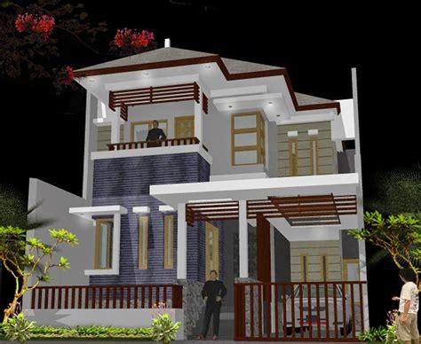 desain rumah modern desain rumah minimalis