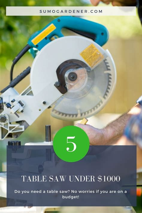 best table saw 1000 5 best table saw 1000 reviews buying guide in 2018