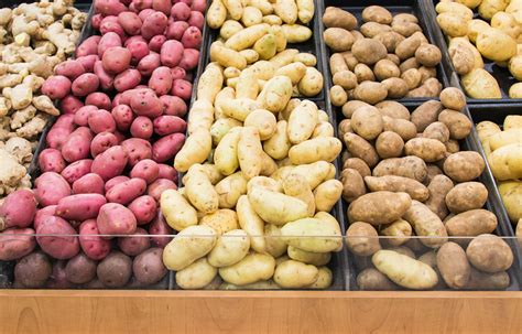 what types of potatoes are best for which recipes taste