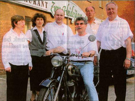 Motorradmarken Vorkrieg by 2005 Presse