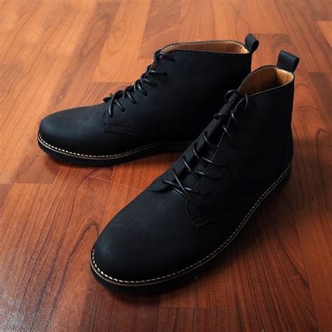 Sepatu Boot Tinggi Pria sepatu casual pria tinggi eleanor mall indonesia