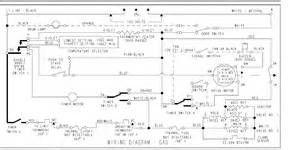 wiring diagram for whirlpool dryer whirlpool electric dryer wiring schematic mifinder co