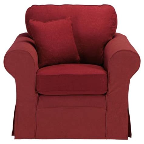 loose covers for armchairs buy louisa loose cover fabric armchair wine jaquard from