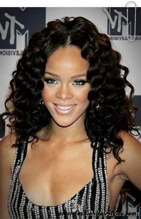 Rihanna Hairstyles by Rihanna New Hairstyle Hair Is Our Crown