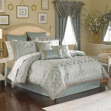 110 X 96 King Comforter Sets by Croscill Bonneville King Comforter Set 4 By Croscill
