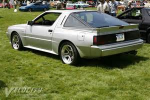 Chrysler Conquest Tsi Picture Of 1989 Chrysler Conquest
