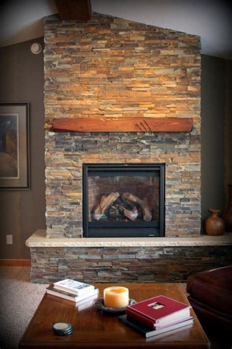 25 best ideas about slate fireplace on slate