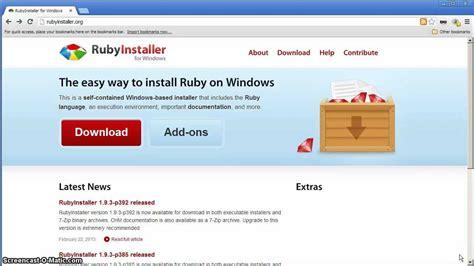 rails date format mysql installing ruby on rails w mysql on windows youtube