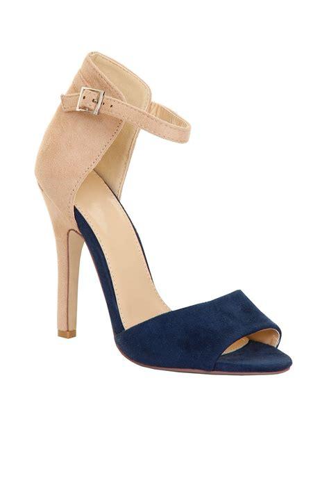 navy heeled sandals navy blue sandals with heels qu heel