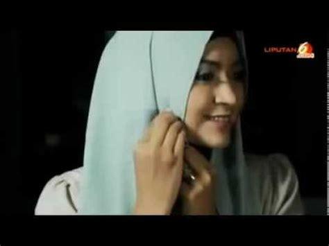 tutorial pashmina sifon natasha farani tutorial hijab pashmina panjang untuk acara semiformal