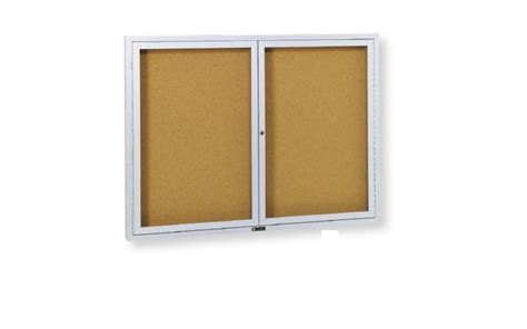 claridge bulletin board cabinet claridge revere bulletin board cabinet office resource group