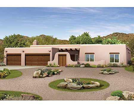 Pueblo House Plans by Plan 81387w Pueblo Style Ranch Home Plan Southwest Style