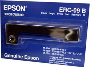 Pita Epson Erc 09 Erc 22 epson erc 09 s015354 ribbon black erc09 hx20 original