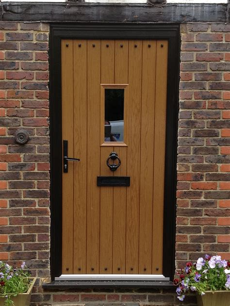 Composite Front Doors by Front Doors Birmingham Solihull West Midlands
