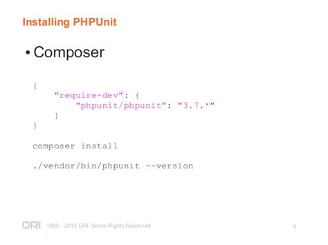 installing composer xp phpunit your bug exterminator