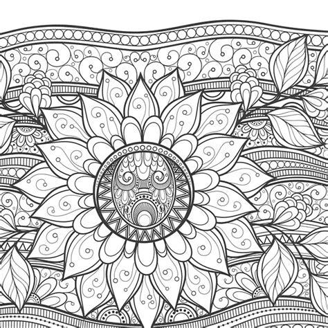 zen coloring pages pdf zen coloring flowers from knitpicks com knitting by guild