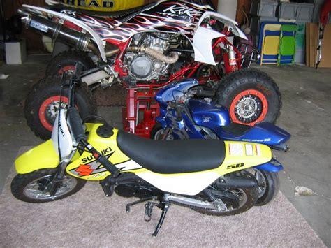 Suzuki Pocket Bikes 2003 Suzuki Jr 50