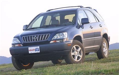 lexus rx 2003 2003 lexus rx 300 information and photos zombiedrive