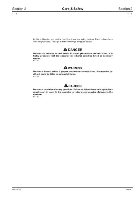 Jcb 3155 Fastrac Service Repair Manual Sn 00642001 00643010