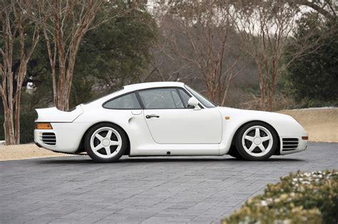 rare porsche 911 rare porsche 959 prototype to auction in monaco total 911