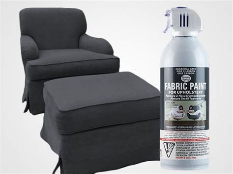 upholstery fabric spray charcoal grey upholstery fabric spray paint cer