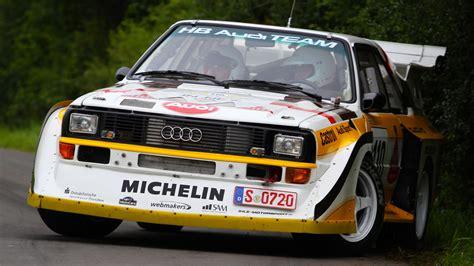 Walter Audi by Walter R 246 Hrl Im Audi S1 Eifelrallye Shakedown Hd