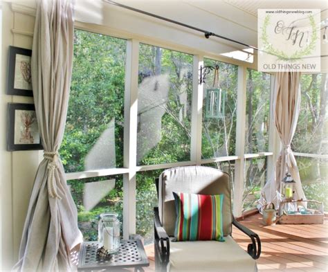 screen porch curtains screened in porch curtains 28 images screened patio
