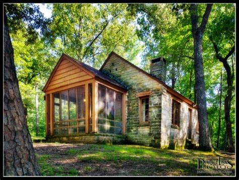 Tishomingo State Park Cabins by Tishomingo State Park Priceless Photography