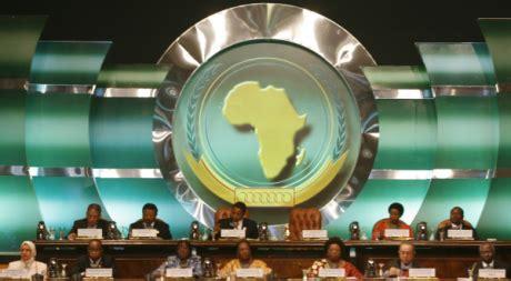 union africaine si鑒e union africaine ce r 234 ve qui pourrait virer au cauchemar