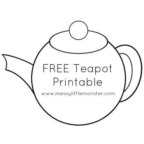 S Day Teapot Card Template by Teapot Craft You Re Tea Riffic Teapot Crafts Teapot
