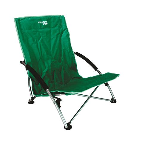 Low Profile Chair by Low Profile Folding Cing Chair 66 X 55 5 X 65cm Blue